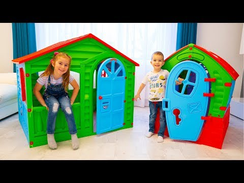 Arthur's Gift Present Toy - a New Kids Playhouse for Melissa