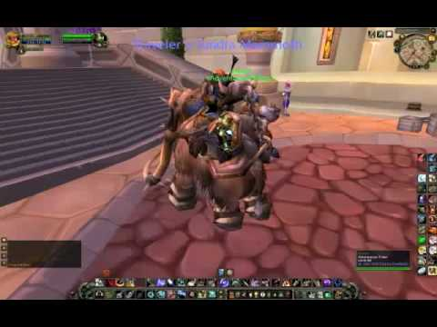BRK WotLK Mammoth