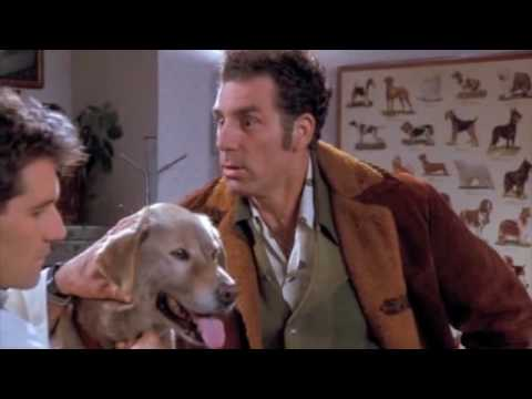 Seinfeld - Kramer takes dog medicine Music Videos