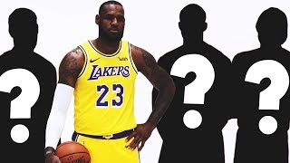Who Should Start for the Lakers this Season?