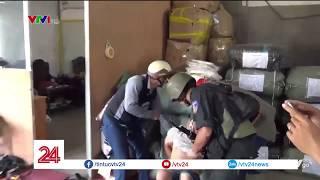 Doanh nhân Trung Quốc nghi cầm đầu băng ma túy 300kg | VTV24