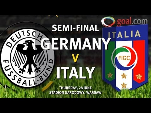 Italy vs Germany: Loew's men favourites, Azzurri juggling injuries