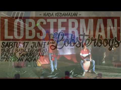 Equality X Dewi Fortuna (cover) - Lobsterman