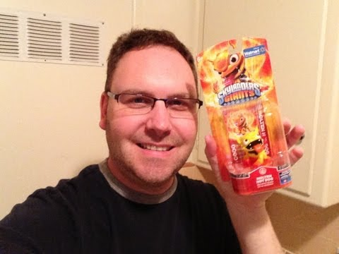 COTVlogs - Skylanders MOLTEN HOT DOG Walmart Exclusive