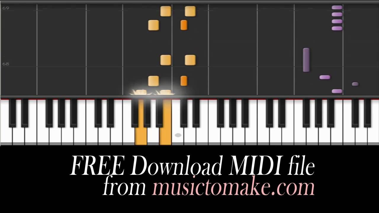 stay rihanna piano sheet music free pdf