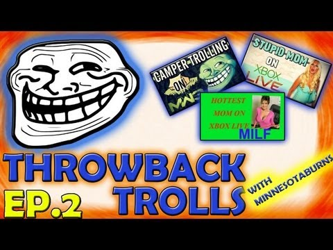 Throwback Trolls - Angry Kids On Xbox Live