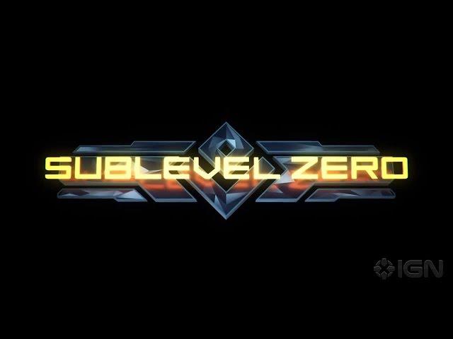 Sublevel Zero - Announcement Trailer