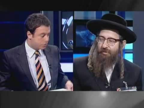 "Rabbi: ""Zionists have hijacked the Jewish religion"""