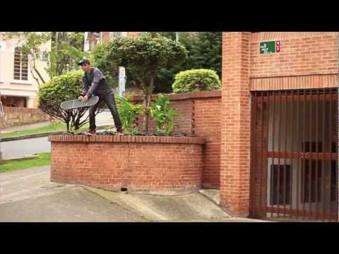 Koston Skateboards Colombia - Mario Escobar
