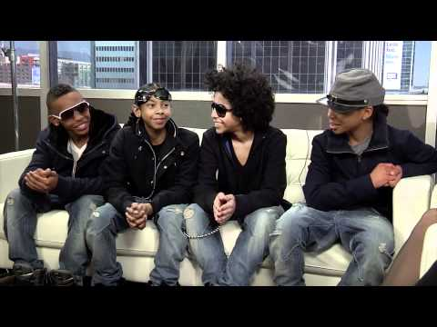 Mindless Behavior Talk Touring With Justin Bieber & Janet Jackson