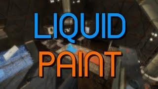 "Portal 2 PeTI - ""Liquid Paint"" by Wii2 & Demon Arisen"