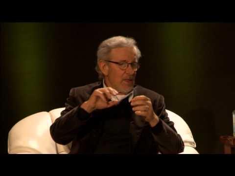 Steven Spielberg in conversation with Amitabh Bachchan | Short Clip
