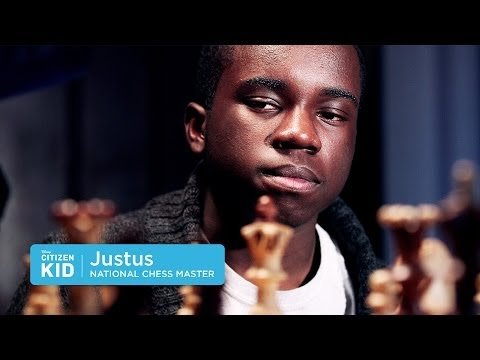 Justus, a National Chess Master — Citizen Kid by Disney