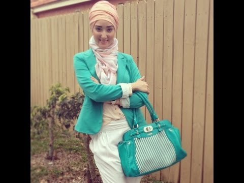 Hijabi Outfit of the Day #13 (Strawberry Shortcake)