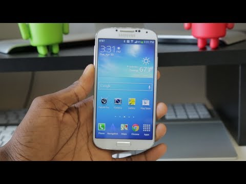Video: Samsung Galaxy S4 Review!