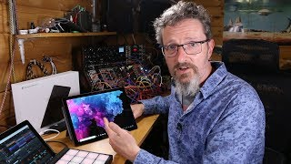 Surface Pro 6 unboxing and first thoughts on music production