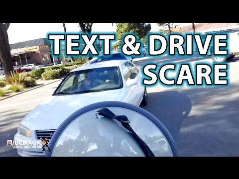 Calling Out People who TEXT AND DRIVE - MUST SEE