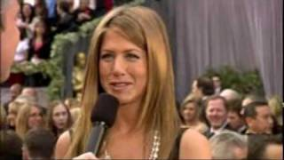 Jennifer Aniston Red Carpet at the Oscars 2006