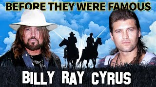 Billy Ray Cyrus | Before They Were Famous | Old Town Road Remix