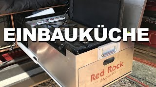 Die Mobile-Küchen-Box von Red Rock Adventures  I 4x4 Passion #109