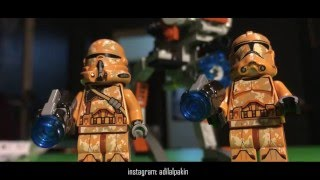 LEGO 75089 - Star Wars Geonosis Troopers İnceleme