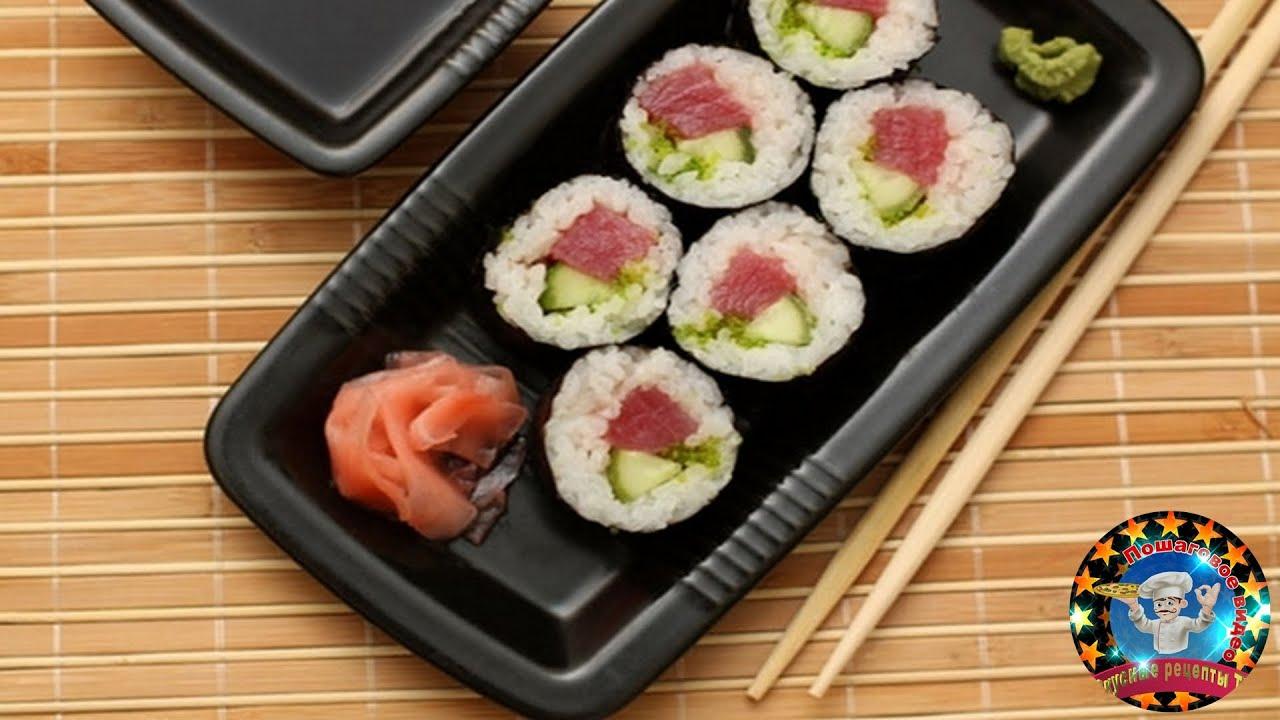 Блюда японской кухни в домашних условиях простой рецепт пошагово