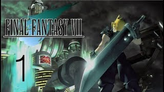 Final Fantasy 7 - Blind Playthrough Part 1