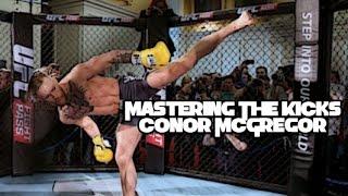Conor McGregor   Mastering the Kicks
