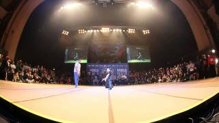 NELSON vs KITE - UK Champs 2011 - Popping Final