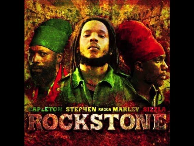 Stephen Marley - Rock Stone feat Capleton, Sizzla