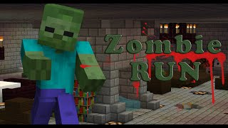 ZOMBIE RUN | MINECRAFT EVENT