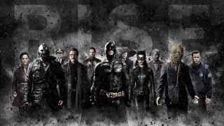 The Dark Knight Rises - The Dark Knight Rises Background Score Soundtrack