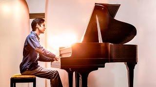 Comptine d'un autre été - David Solis Piano Version