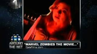 MARVEL ZOMBIES The Movie on G4