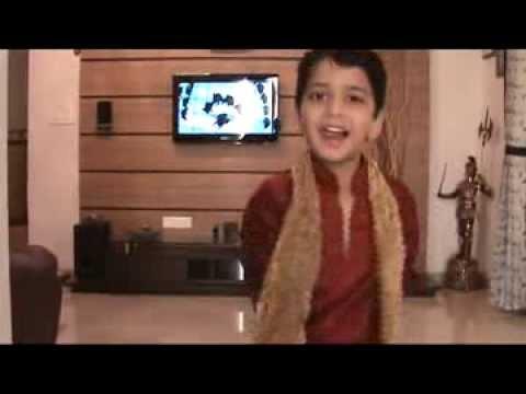 Anshul Bhumro Song (Mission Kashmir) - Warmup