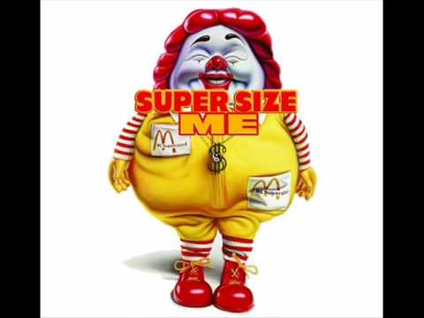 Supersize me - TOOTHPICK