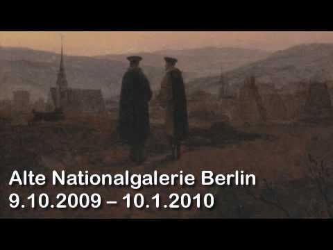 Carl Gustav Carus Ausstellung Berlin by MyRegioClip Videobranchenbuch