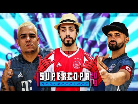 Mais uma polêmica na SuperCopa Desimpedidos! Precisamos de VAR? - Ajax x Bayern Vídeos de zueiras e brincadeiras: zuera, video clips, brincadeiras, pegadinhas, lançamentos, vídeos, sustos