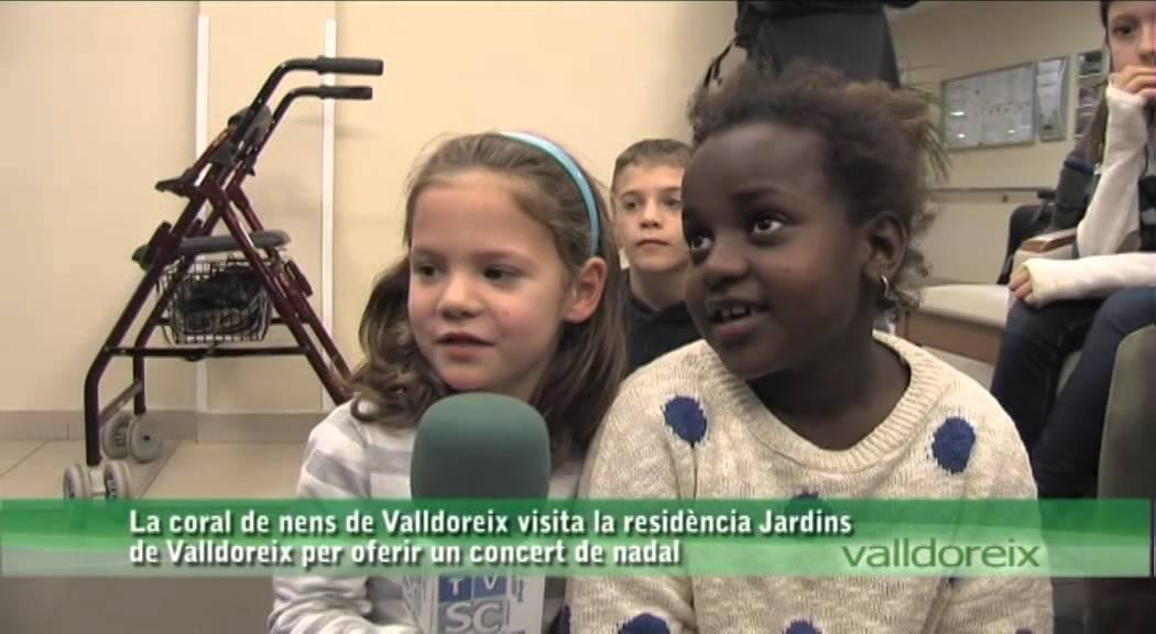La resid ncia jardins de valldoreix rep els nens de la - Residencia jardins de valldoreix ...
