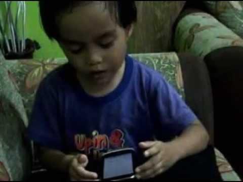 Menggunakan Aplikasi Al-quran Dalam Handphone Nokia Lumia 610 video