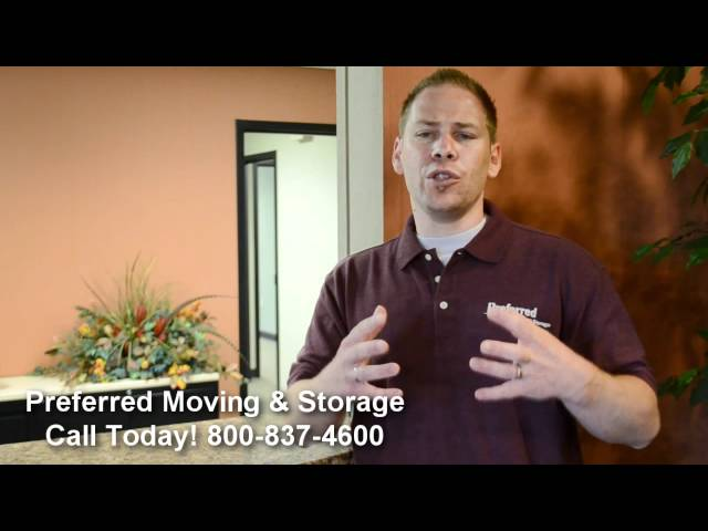 Moving Tips for Your Michigan Local or Interstate Move - Preferred Moving & Storage