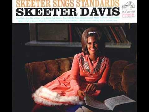 Skeeter Davis & Bobby Bare A Dear John Letter. video