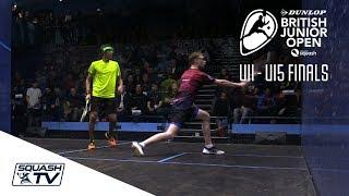 Squash - Wull Me Own - January 2018