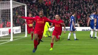 Liverpool, Chelsea share points in 1-1 draw