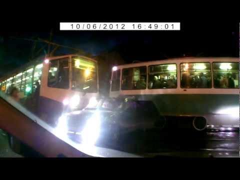 Два трамвая и 15-шка