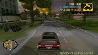 Grand Theft Auto III - GTA 3 Trial By Fire [VintageGames]