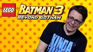 Lego Batman 3 - Hot Pepper Game Review ft. Greg Miller (Kinda Funny)