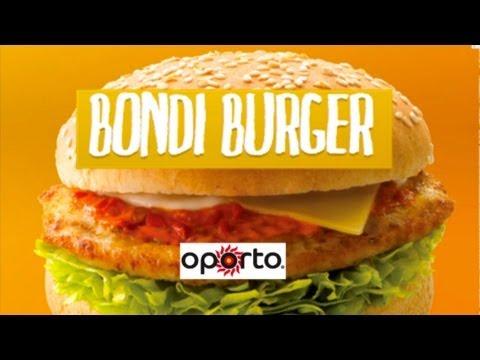 'Oporto' Bondi Burger - Taste Test Revue