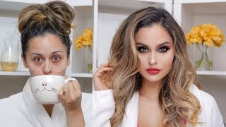 Get Ready With Me Fall Makeup Tutorial