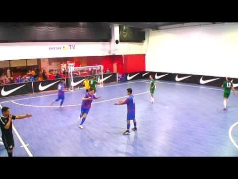 Visit our website: http://futsaloz.com.au/ SUBSCRIBE: http://www.youtube.com/user/futsaloz1?feature=mhee Mini Highlights 'FUTSAL' Top 5 goal scorers for the ...